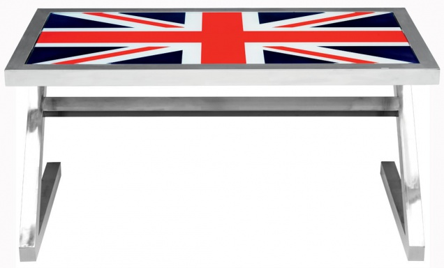 Table Cunningham Union Jack Desk