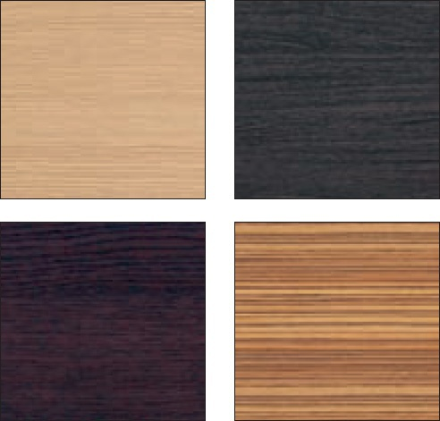 Supply kinds of wood finishes in the kitchens of Coco, the company Cesar.