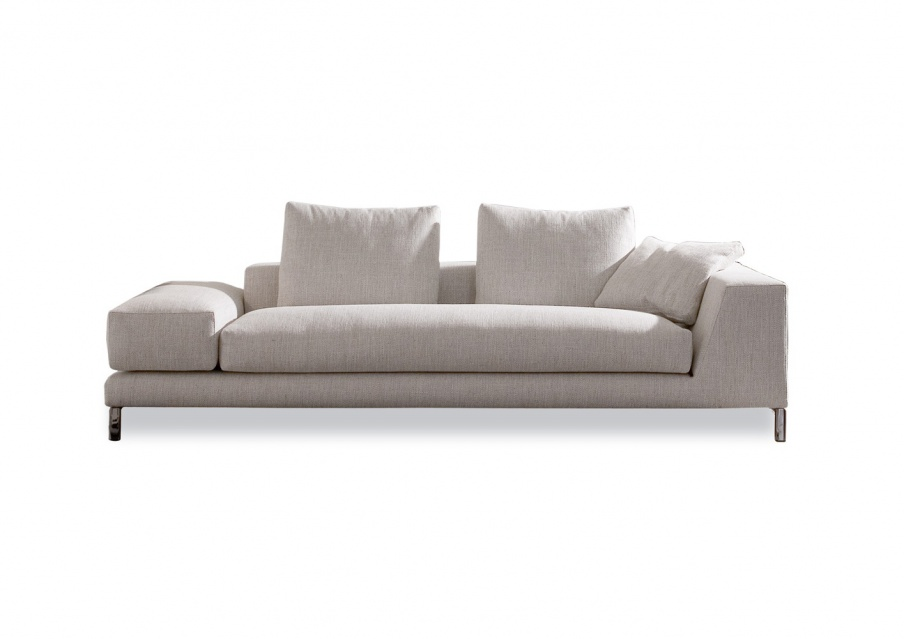 Modular sofa to relax on Hamilton Islands, Minotti - Luxury furniture MR