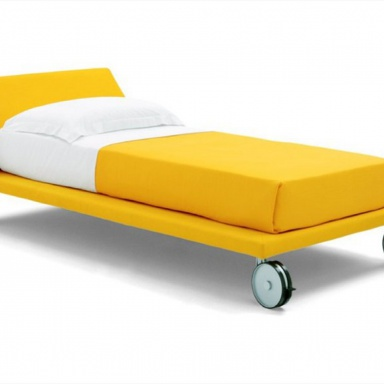 Single bed Rolling Bed, Zalf - Luxury furniture MR