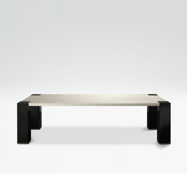 Eliseo dining table, Armani Casa