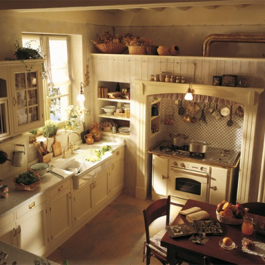Kitchen (Suite kitchen), Old England - Marchi Group - Luxury furniture