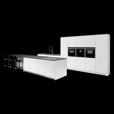 Kitchen furniture kitchen) AzIII