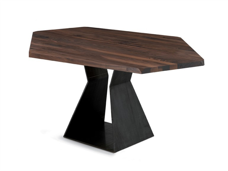dining table bedrock block riva 1920 luxury furniture mr