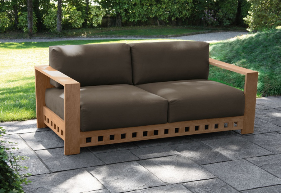 Double sofa Square, Meridiani