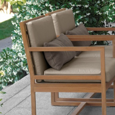 Chair for garden Square
