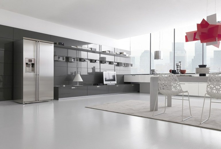 Kitchen (kitchen set) Linea Young, Comprex