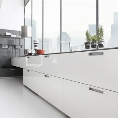 Kitchen (kitchen set) Linea Young