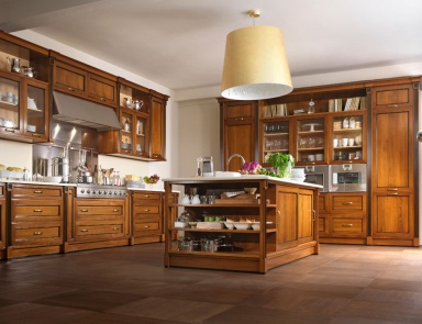 Arcobaleno kitchen set in modern style arrex le cucine for Cuisine stormer kuchen