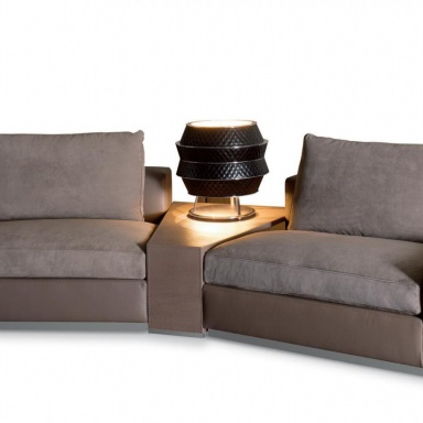 Sofa sectional Miami, Rugiano