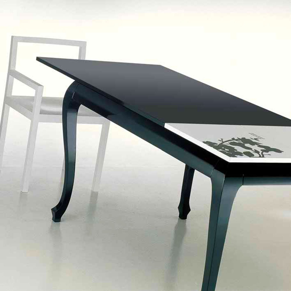 Dining table solid wood new york moda luxury furniture mr for Table new york