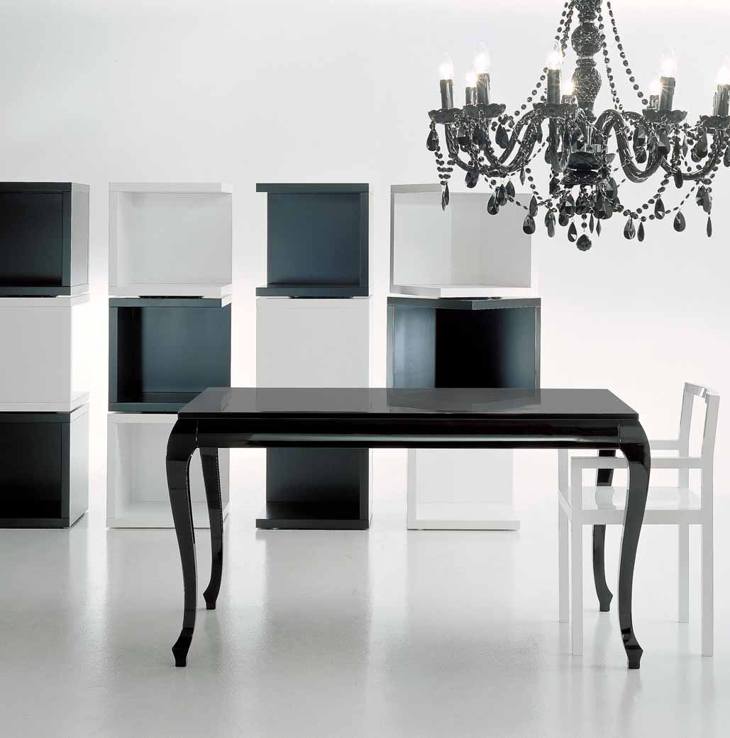Dining Table Solid Wood New York Moda Luxury Furniture Mr