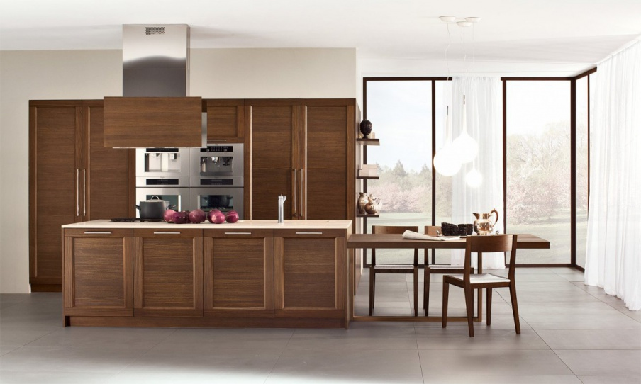 The Kitchen Is Glamour, Doimo Cucine - Luxury furniture MR