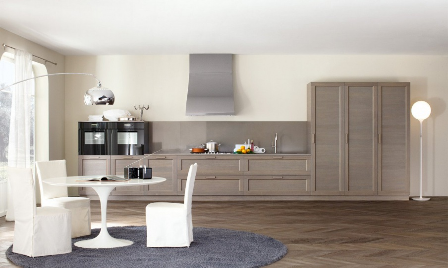 The kitchen is Glamour in a contemporary style, Doimo Cucine ...