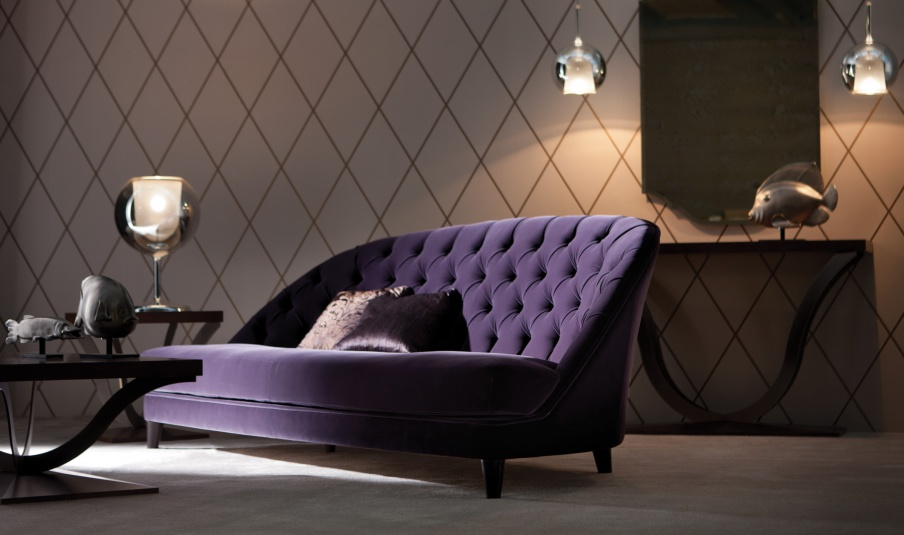 Sofa Low Lying Dalila, Opera Contemporary