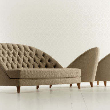 Sofa Low Lying Dalila Opera Contemporary Luxury