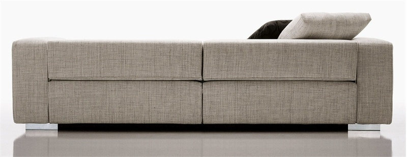 A Sofa With Adjustable Seat Depth Turner Molteni C