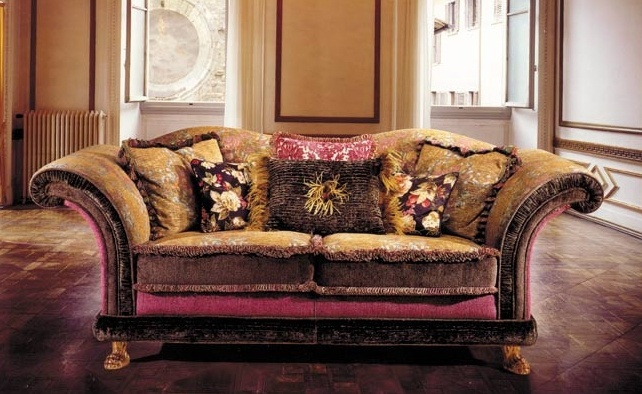 Double Sofa Samira Bm Style Luxury Furniture Mr