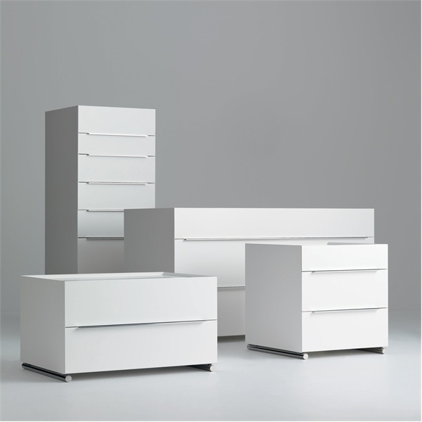 Series of bedroom furniture Otto, Massimo Castagna
