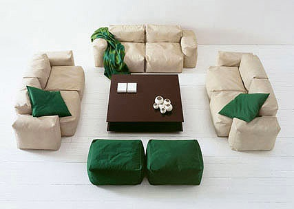 The Oblong Sofa, Cappellini