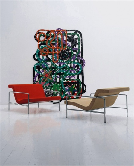 Chair e Coupe Gran Coupe (armchair), Cappellini