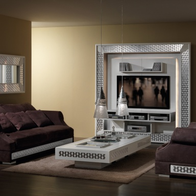 Furniture for home theater Home Cinema The Frame