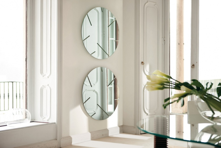 Wall mirror Slash, Porada