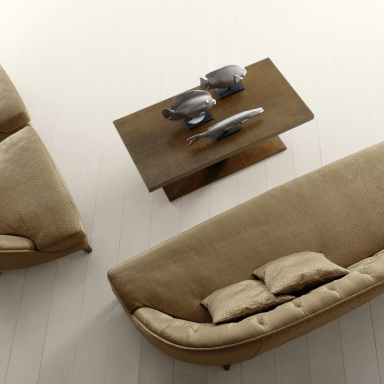 Coffee table teseo opera contemporary luxury furniture mr for Low lying coffee table
