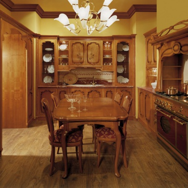 Kitchen furniture kitchen) Marie Claire