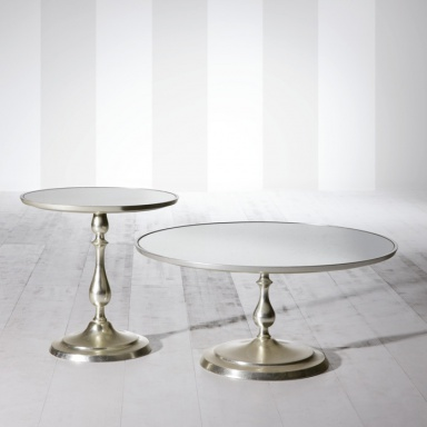 Coffee Table With Mirror Top Sostarennoy Genevieve Angelo