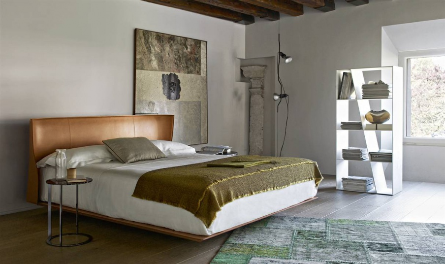 Double bed alys b b italia luxury furniture mr for B and b italia beds