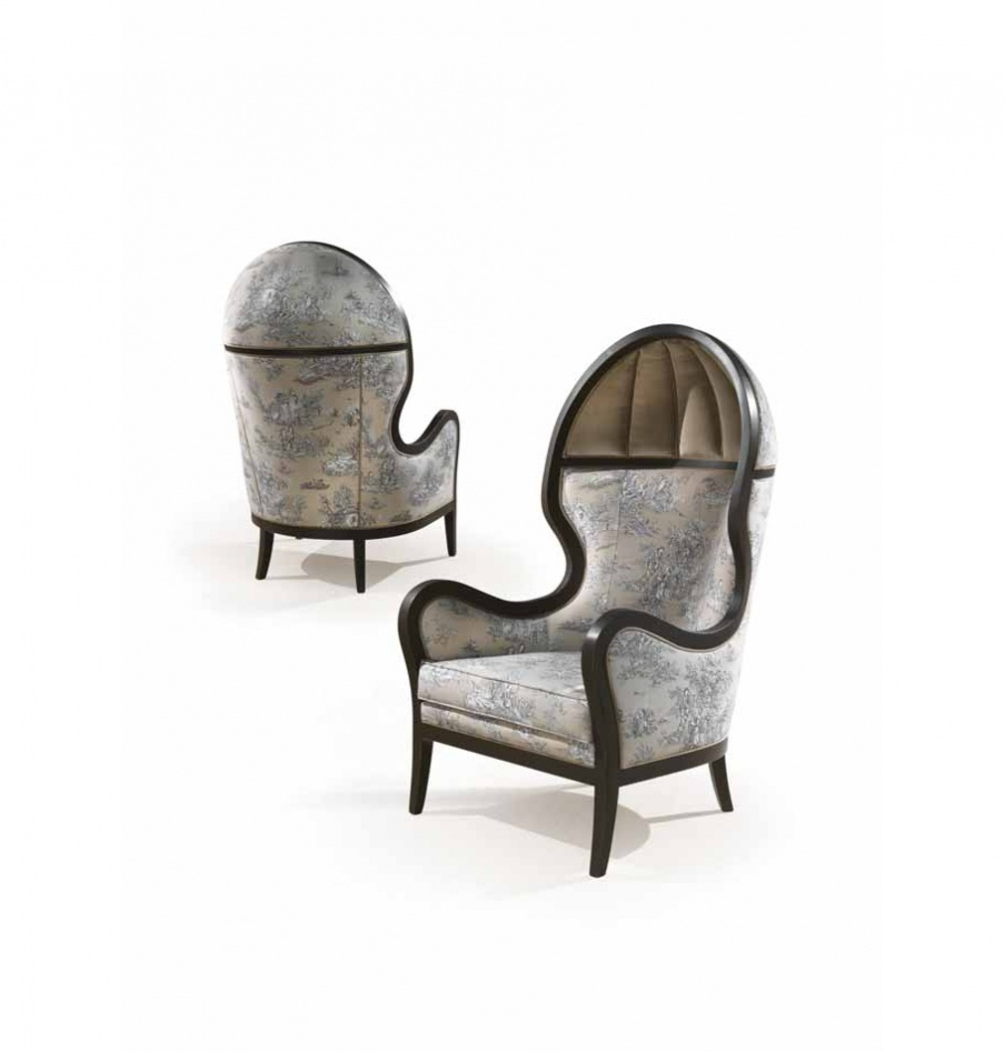 Astonishing Mediterraneo Chair With High Back Angelo Cappellini Squirreltailoven Fun Painted Chair Ideas Images Squirreltailovenorg
