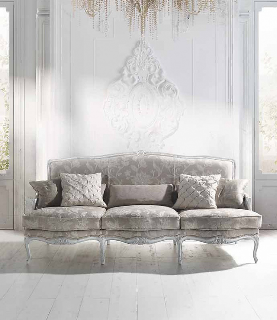 Three seater sofa Mediterraneo, Angelo Cappellini