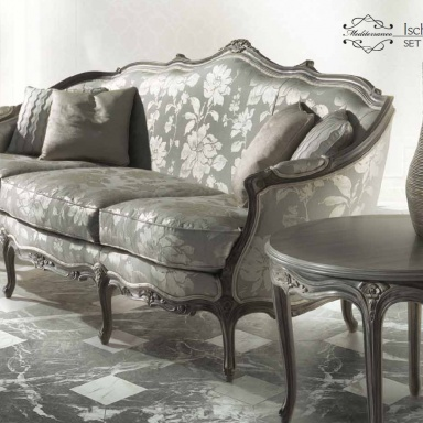 Living room (sofa set) Ischia