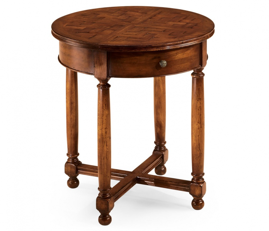Round coffee table Country Farmhouse Jonathan Charles