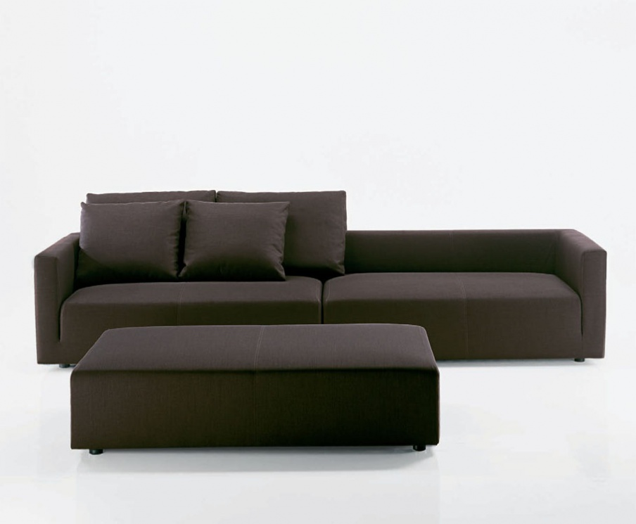 Modular Sofa On A Frame Of Solid Wood Ambrogio Features