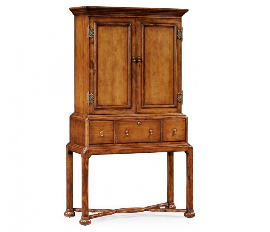 Small secretaire on stand Jonathan Charles Luxury
