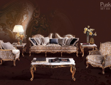 Furniture in a baroque and rococo style a wide range for Baroque furniture usa
