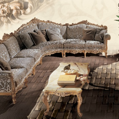Living room (sofa set) Cechov