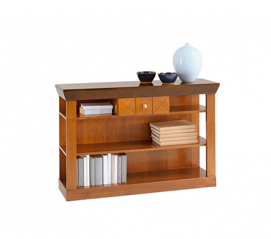 Console with two drawers, Selva