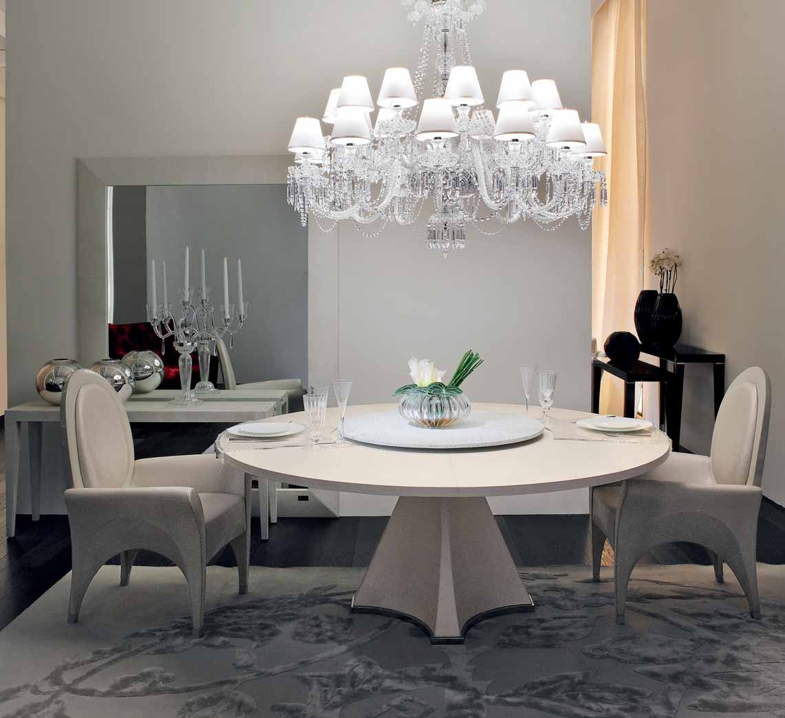 Dining Room Supervisor Job Description: Dining Table Garcia In Leather With A Frame Made Of