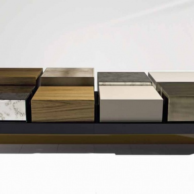 Dice Coffee Table Made Of Solid Wood Jc Passion Luxury Furniture Mr