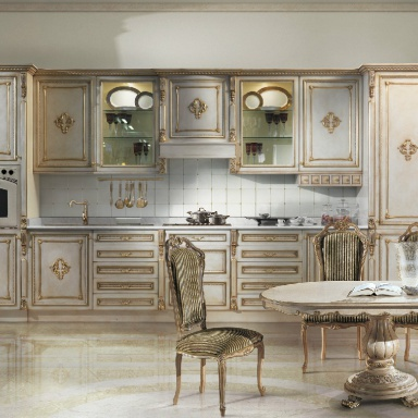 Kitchen (kitchen) by Angelo Cappellini