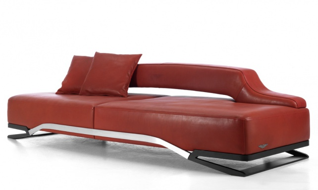 Four-seater sofa V055, V055/1