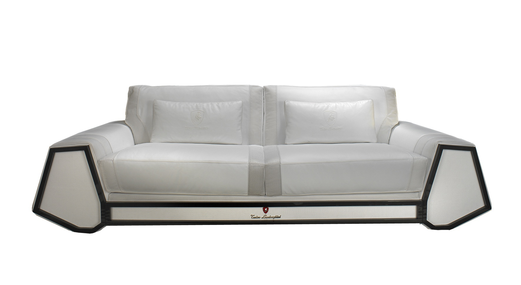 Three seater sofa super spider in the upholstery leather - Super sofa ...