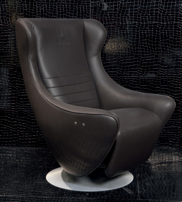 The chair-relax TL420 MUS, Formitalia