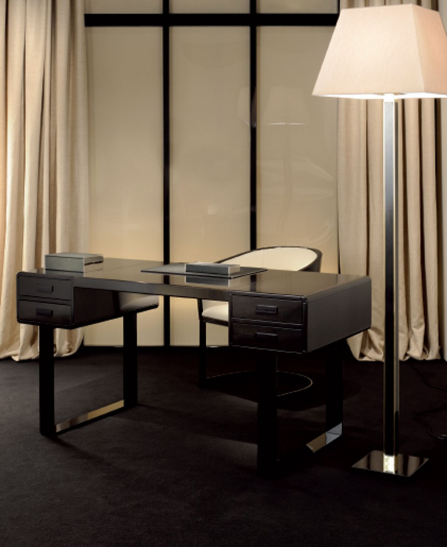 The Desk Euclide Armani Casa Luxury Furniture Mr