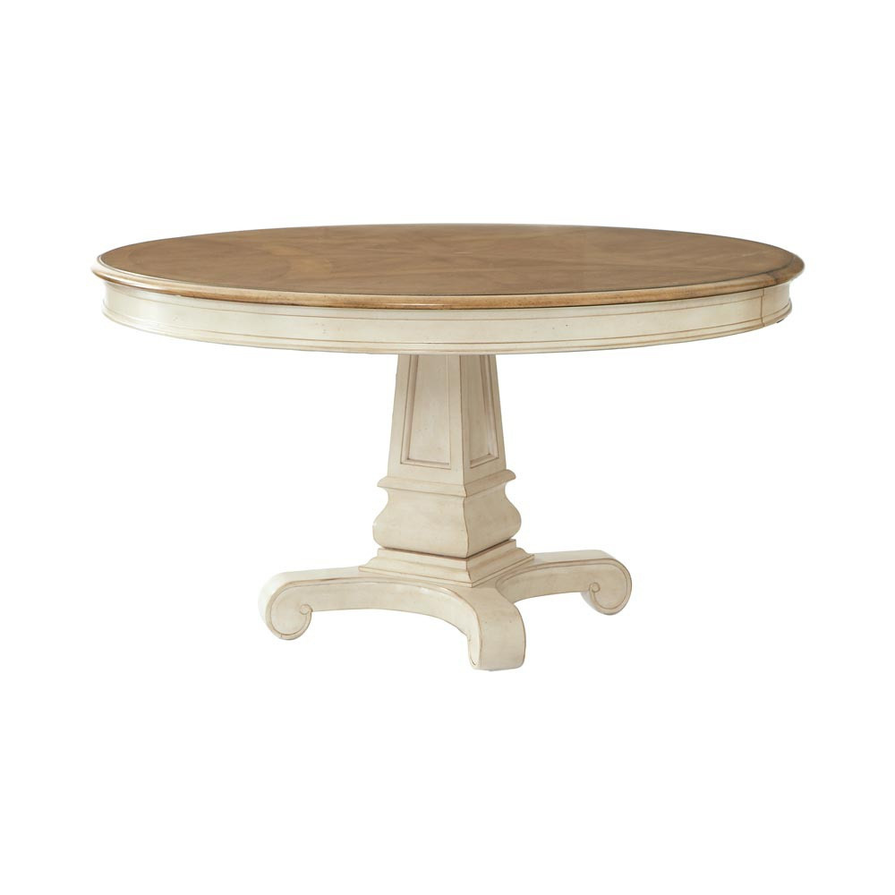 Sliding dining table with a round top Moultrie Park  : 1401107106975w4000h3200 from www.luxuryfurnituremr.com size 1000 x 1000 jpeg 41kB