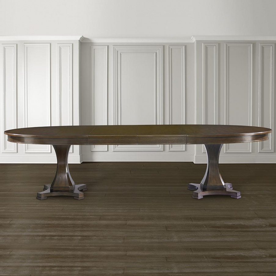 Dining extendable table Presidio, Bassett