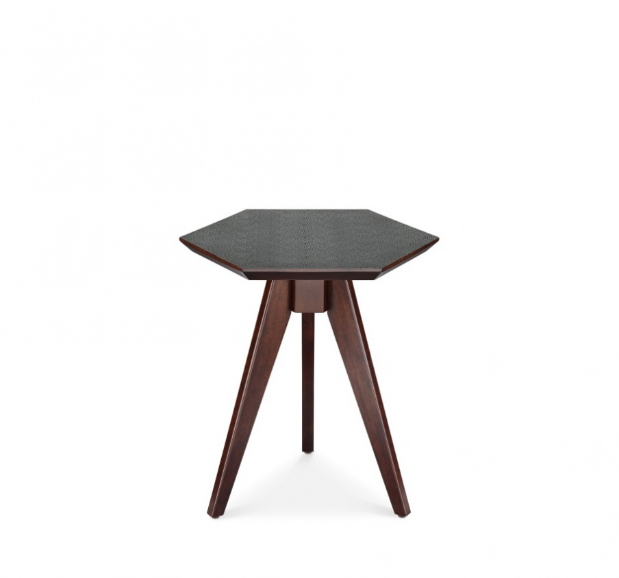 Hex cocktail table, Avenue B